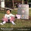1 Yaş Doğum Günü Panosu Hello Kitty Tema 088