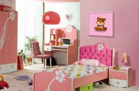 Çocuk Odası İçin Kanvaslar