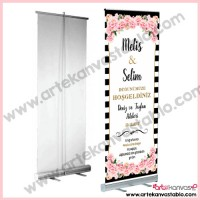 Roll Up Banner / Quick Banner