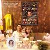 1 Yaş Doğum Günü Panosu Maşa ve Koca Ayı Temalı 028