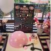 1 Yaş Doğum Günü Panosu Balon Temalı 052