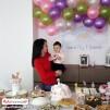 Doğum Günü Pano / Branda Afiş Unicorn Temalı