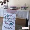 Düğün Nişan Misafir Karşılama Panosu 0257