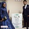 Düğün Nişan Misafir Karşılama Panosu 0274