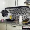 Tencere Kesim İsimli Mutfak Kuralları Forex Pano 35x50 cm