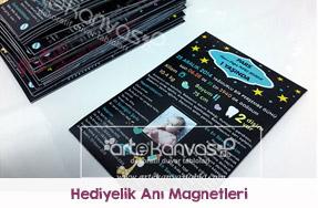Hediyelik Magnetler