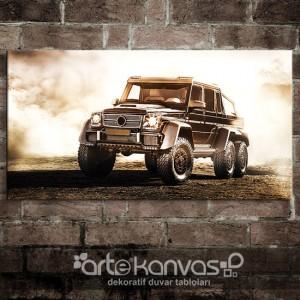 Jeep Kanvas Tablo