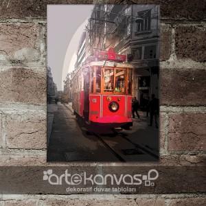Tramway Kanvas Tablo