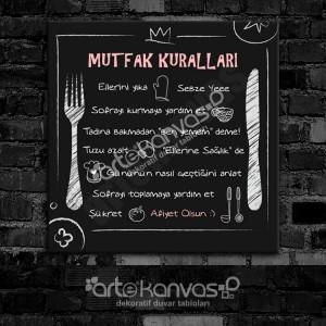 Mutfak Kuralları