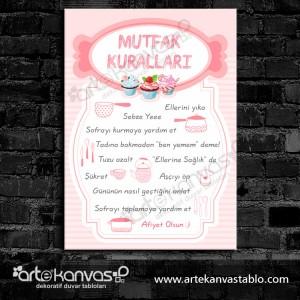 Mutfak Kuralları Cupcake