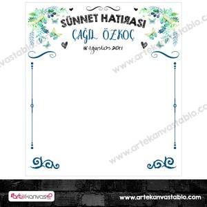 Sünnet Hatırası Branda Banner 180x200 cm