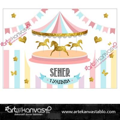 Atlı Karınca Tema Pano/Branda Afiş