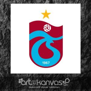 Trabzon Spor Kanvas Tablo
